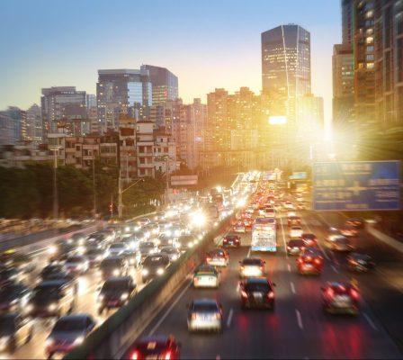 bigstock Night traffic cars on highway 206273926 e1513093680854