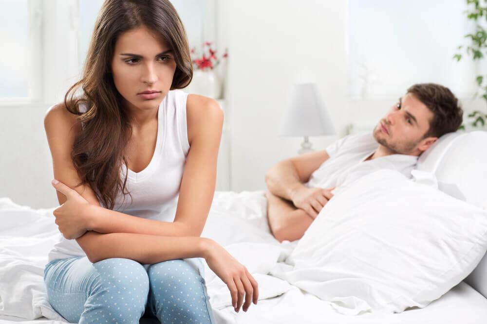 ed unhappy couple 1