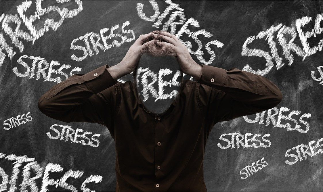 stress is 'fight or flight mode